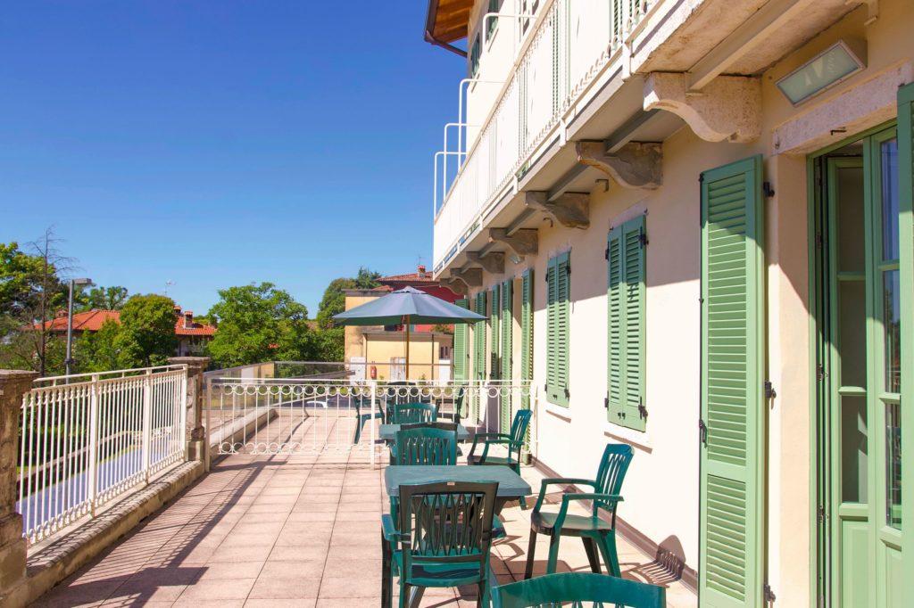 Appartamenti con terrazzo